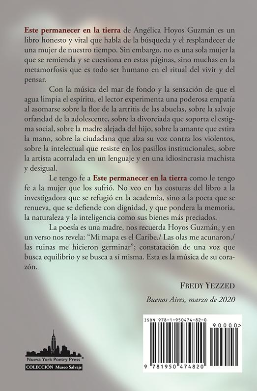 Abisinia-Review-Catálogo--Este-permanecer-en-la-tierra--Angelica-Hoyos-Guzmán--Contratapa--Tienda-Comprar