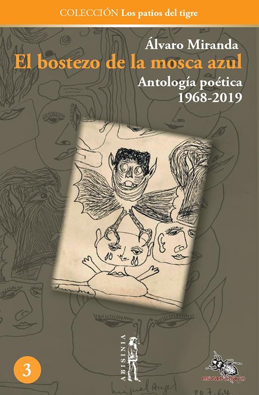 Abisinia-Review-Catálogo--El-bostezo-de-la-mosca-azul-Antología-1968-2019--Álvaro-Miranda--Tapa--Tienda-Comprar
