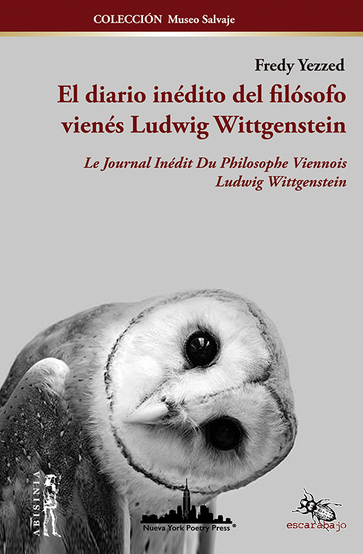Abisinia-Review-Catálogo--El-diario-inédito-del-filósofo-vienés-Ludwing Wittgenstein--Fredy-Yezzed--Tapa-Tienda-Comprar